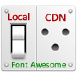 [cXF] Font Awesome Switch icon