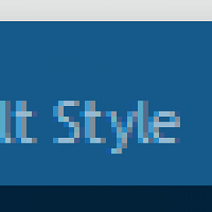 [cXF] Advanced Footer: Icons and text
